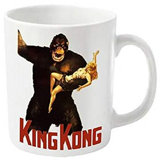 King Kong - MUG (11oz) (Brand New In Box)